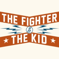 Logo of the podcast The Fighter & The Kid