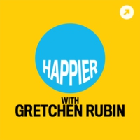 Logo of the podcast Happier with Gretchen Rubin