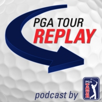 Logo of the podcast PGA TOUR Replay Golf Podcast