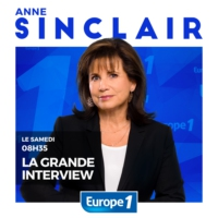 Logo of the podcast L'interview d'Anne Sinclair