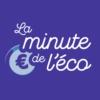 Logo of the podcast La minute de l'éco - Radio SCOOP