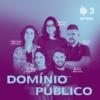 Logo of the podcast Domínio Público (Rubrica)