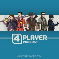 Logo of the podcast 4Player Podcast
