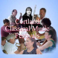 Logo of the podcast Classical Music Festival: Cortland NY USA