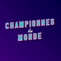 Logo of the podcast 13 — Oriane Bertone, double championne du monde d'escalade : la flamboyante ascension