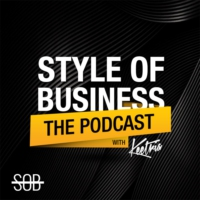 "Logo du podcast Epi 57: The Business of Radio with ""Live @"" host Cha Cha Mystique"