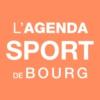 Logo of the podcast Radio SCOOP - L'Agenda sport de Bourg