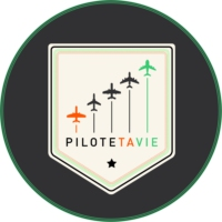 "Logo of the podcast ""PILOTE TA VIE"" COACHING-LEADERSHIP-COMMUNICATION-SANTÉ"