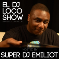 Logo du podcast EL DJ Loco Show November 2020 Pococha Live  Mix
