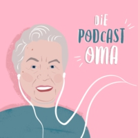 Logo du podcast 👵🏻45 | Oma und Max Factor