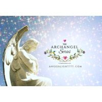 Logo of the podcast The Archangel Series: Angel Heart Radio