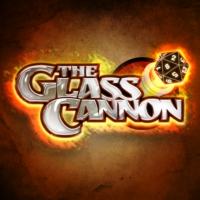Logo of the podcast The Glass Cannon Podcast