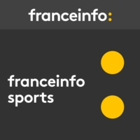 Logo du podcast franceinfo sports du dimanche 28 mars 2021