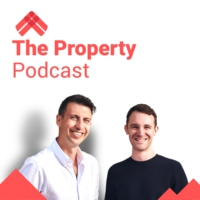 Logo of the podcast TPP397: We reveal the area with the worst rental arrears in the UK (and two big news stories)