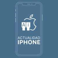 Logo of the podcast Podcast – Actualidad iPhone