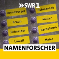 Logo of the podcast Namenforscher: Wekel