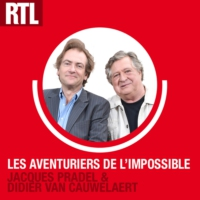 Logo of the podcast Les aventuriers de l'impossible du 20 aout 2015