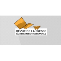 Logo of the podcast Revue de la presse écrite internationale
