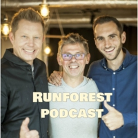 Logo of the podcast RunForest Podcast Sport I Kultura I Styl życia I Talk-show
