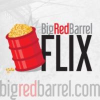Logo of the podcast Big Red Flix – Big Red Barrel