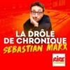 Logo of the podcast La drôle de chronique de Sebastian Marx