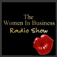 Logo of the podcast The Women In Business Radio Show