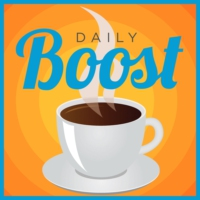 Logo du podcast Daily Boost | Daily Coaching and Motivation