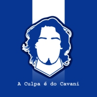 Logo of the podcast A Culpa é do Cavani