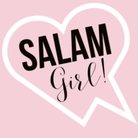 Logo du podcast Salam, Girl!