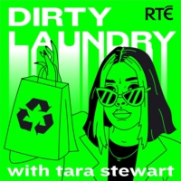 Logo of the podcast Dirty Laundry with Tara Stewart