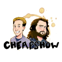 Logo of the podcast Ep 193: The CheapShow Awards 2020: The Brandoff Connection