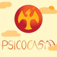 Logo of the podcast O Mito da Felicidade - Psicocast#138