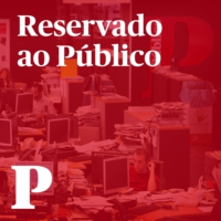 Logo of the podcast Reservado ao Público