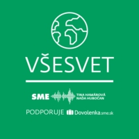 Logo of the podcast Všesvet podcast