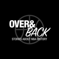 Logo of the podcast Over & Back Classic NBA Podcast