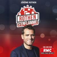 Logo du podcast Rothen s'enflamme