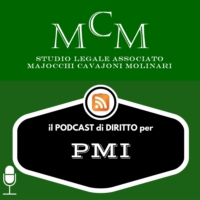 Logo of the podcast MCM Il podcast di diritto per PMI
