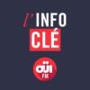 Logo du podcast L'info Clé – OUI FM