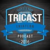 Logo du podcast Tricast, el podcast de triatlón