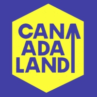 Logo of the podcast CANADALAND