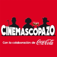 Logo of the podcast CINEMASCOPAZO