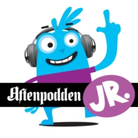 Logo of the podcast Aftenpodden Junior - Podcast for barn
