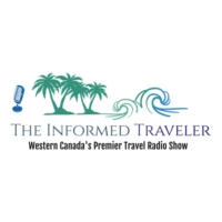 Logo du podcast Travel Insurance During COVID19, Banff/Jasper Re-Openings and Remembering D-Day