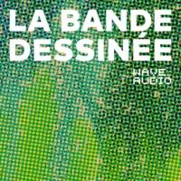 Logo of the podcast La bande dessinée