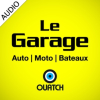 Logo of the podcast Le Garage (AUDIO)