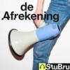 Logo of the podcast De Afrekening