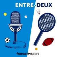 Logo du podcast Entre-Deux avec Denis Gargaud-Chanut
