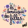 Logo of the podcast La Boutique Des Filles