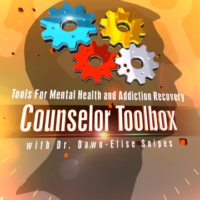 Logo du podcast ADHD, Addiction, & Mental Health Interventions – Part 2