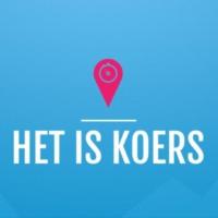 Logo du podcast Het is Koers